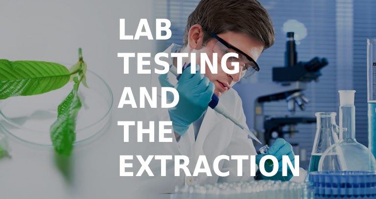 Lab Testing and the Extraction